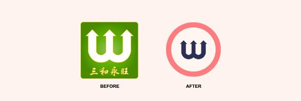 Редизайн логотипа производителя