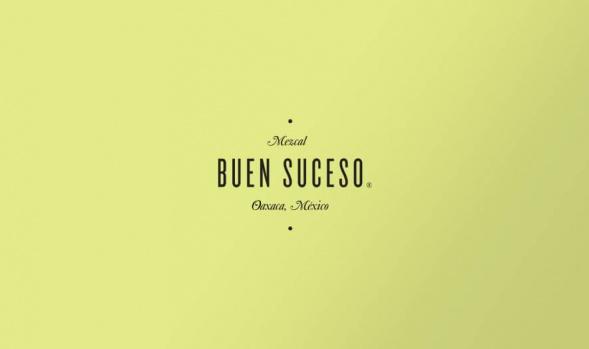 Дизайн упаковки и фирменный стиль мескаля Buen Suceso