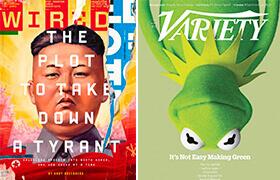 Кто стоит за лучшими журнальными обложками года?