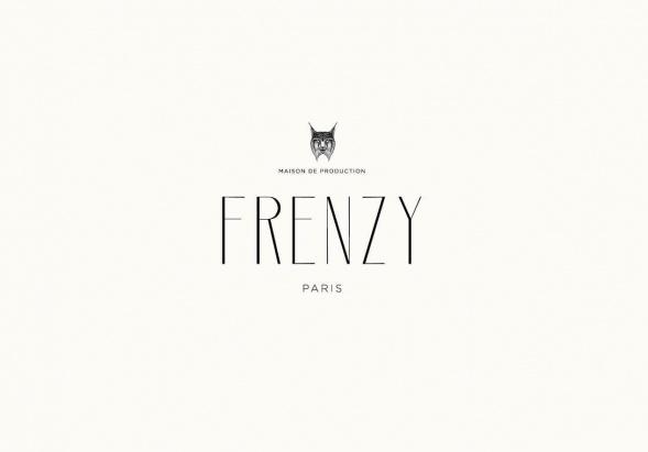 Айдентика компании Frenzy