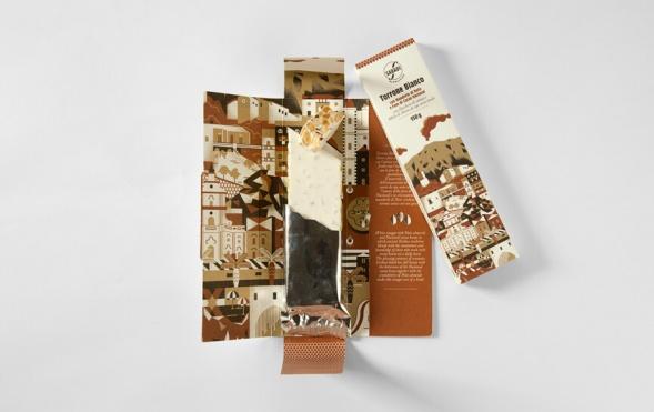 Дизайн упаковки нуги