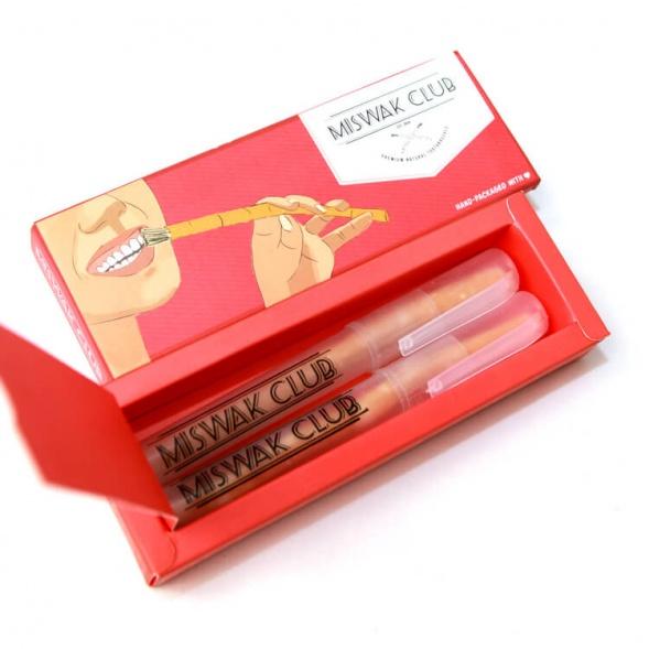 Дизайн упаковки зубных щеток для веганов