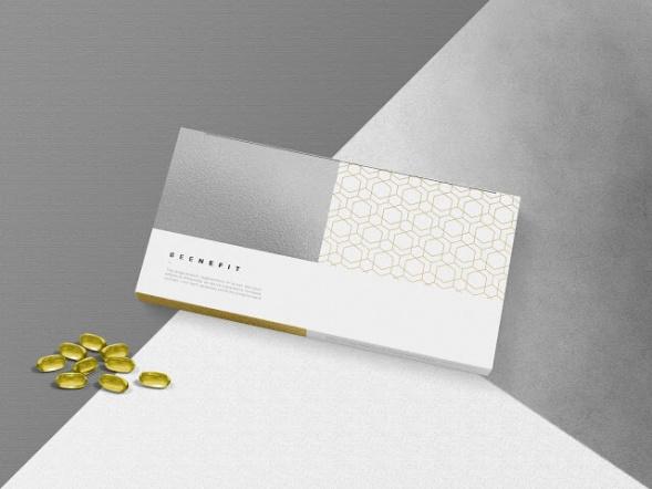 Дизайн упаковки биоактивных добавок