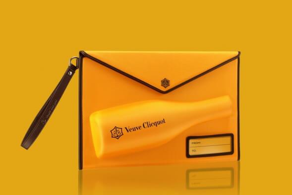 Премиальная упаковка Champagne- Clicquot Mail Collection
