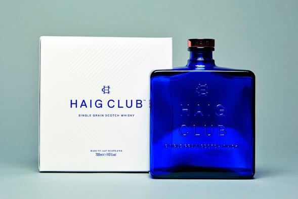 Бутылка виски Haig Club