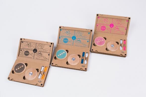 Дизайн упаковки детских игрушек Sling-Slang YOYO