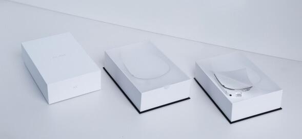 Дизайн упаковки Google Glass
