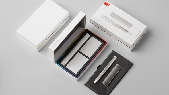 Дизайн упаковки Adobe Ink And Slide