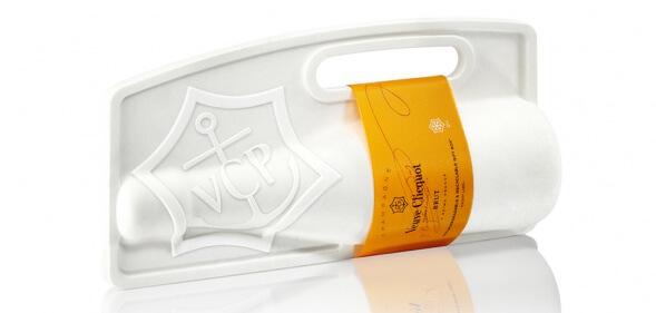 Дизайн упаковки шампанского Naturally Clicquot II
