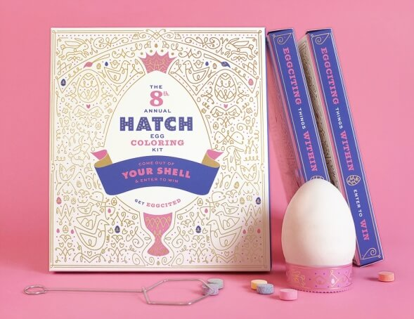 8th Annual Hatch Egg Kit by Hatch