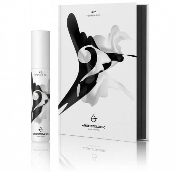 Дизайн упаковки ароматического масла Aromatologic