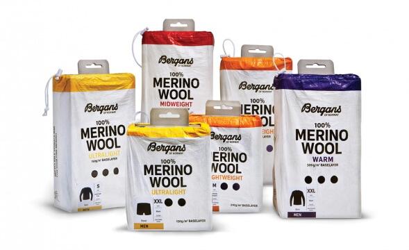 Дизайн упаковки термобелья