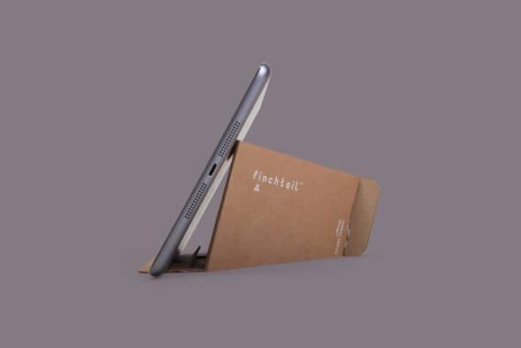 Дизайн упаковки подставки для планшета