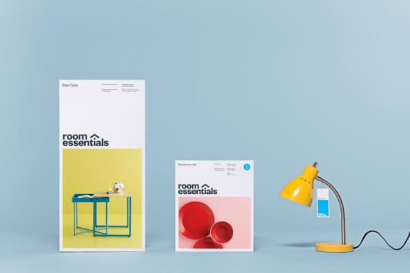 Дизайн упаковки предметов интерьера