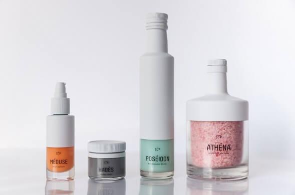 Концепт дизайна упаковки косметики