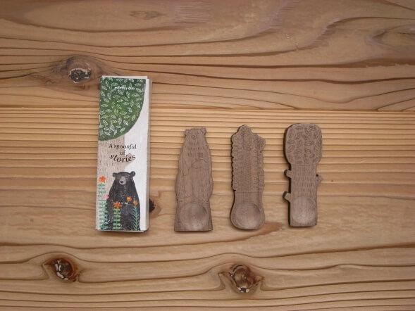 Дизайн упаковки для ложек