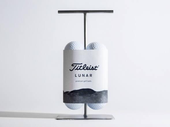 Дизайн упаковки мячей для гольфа