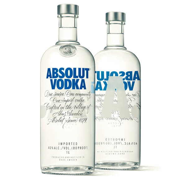 Важный ребрендинг Absolut Vodka