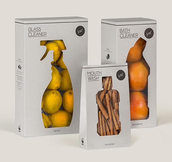 Дизайн упаковки бакалейных продуктов