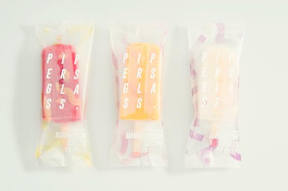Дизайн упаковки мороженого