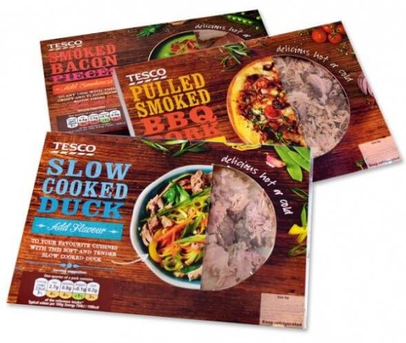 Tesco Smokehouse Meats by Pemberton & Whitefoord