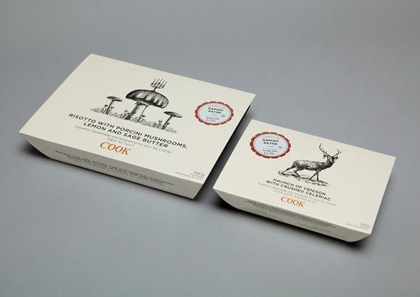 Дизайн упаковки замороженных продуктов