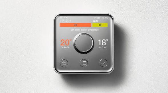 Дизайн комнатного термометра