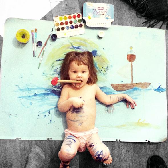 Детская творческая студия «Вилла Курица»
