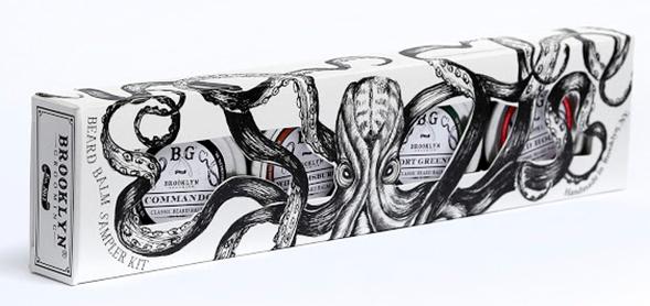 Дизайн упаковки бальзама
