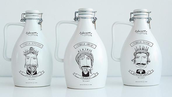 Дизайн упаковки текилы