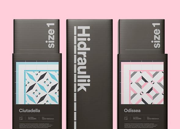 Дизайн упаковки накладок