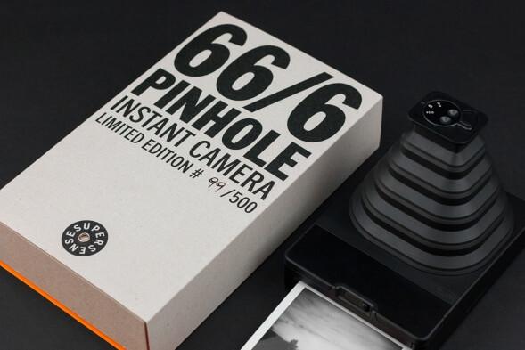 Дизайн упаковки фотоаппарата