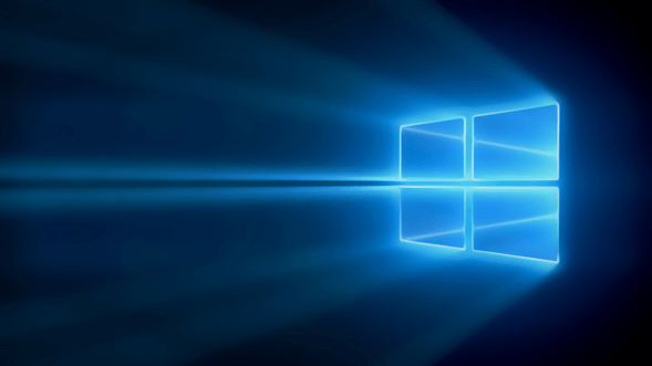 Как создавался фоновый рисунок Windows 10