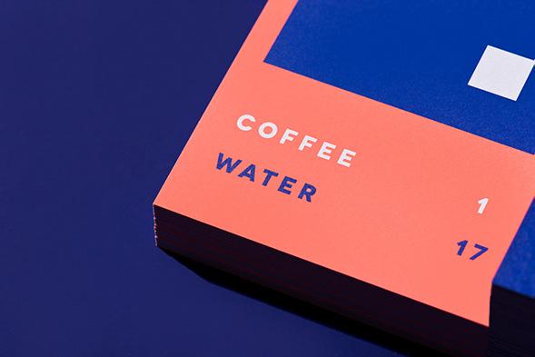 Фирменный стиль кофейной компании