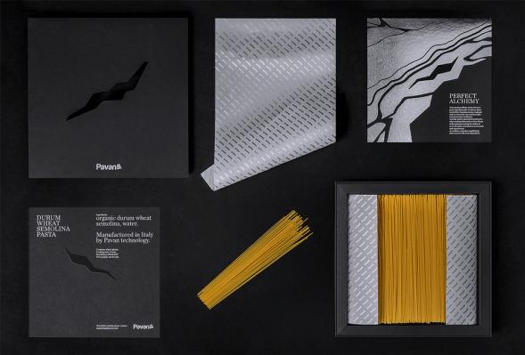 Дизайн упаковки спагетти