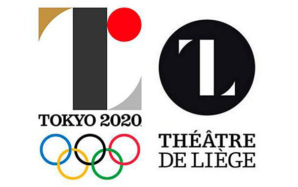 Дизайн логотипа Олимпийских игр 2020 Токио
