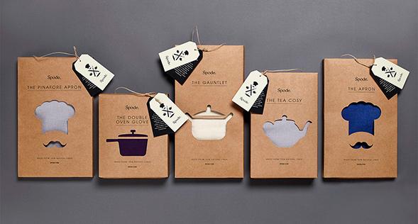 Дизайн упаковки кухонного текстиля