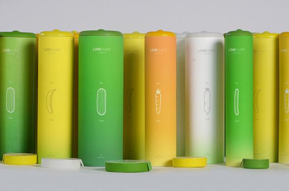 Дизайн упаковки презервативов