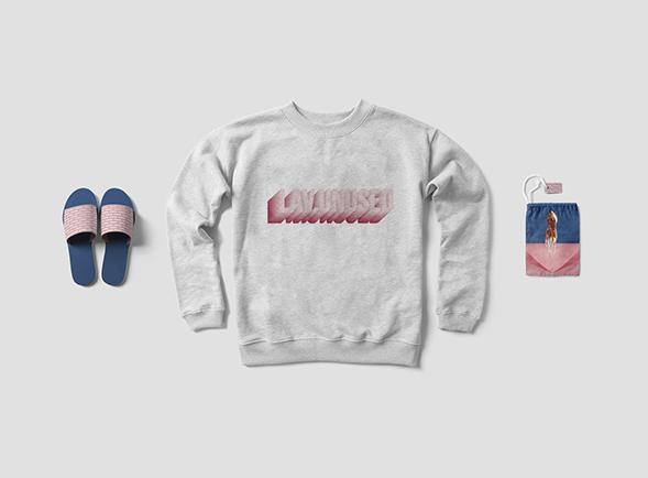 Фирменный стиль марки одежды