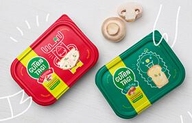 Дизайн упаковки плавленного сыра