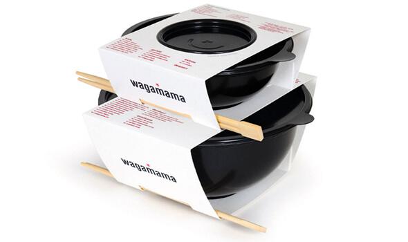 Дизайн упаковки take-away