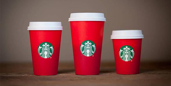 Starbucks разочаровал минимализмом