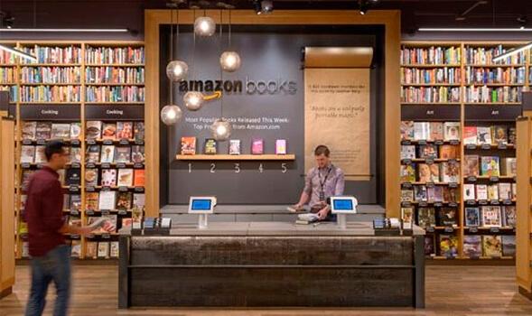 Amazon выходит в офлайн
