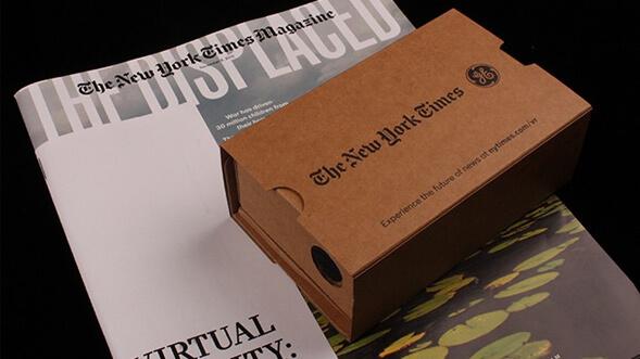 Сторителлинг в виртуальной реальности: эксперимент The New York Times