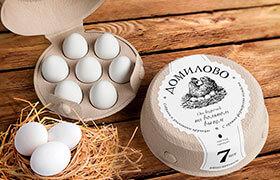Яйца Домилово