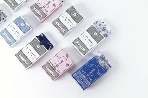 Дизайн упаковки карт