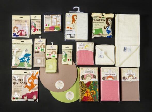 Дизайн упаковки аксессуаров