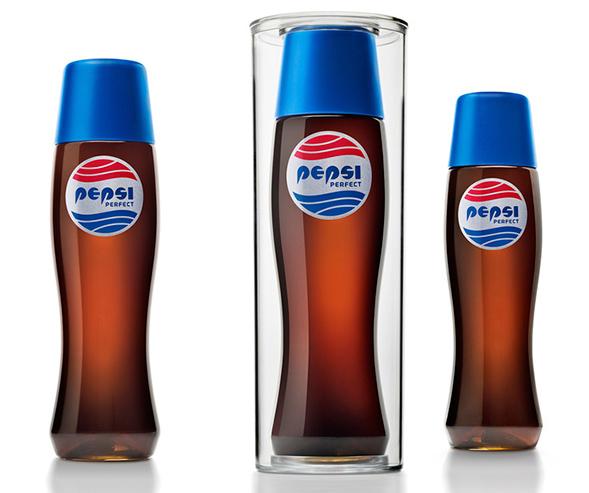 Дизайн упаковки Pepsi