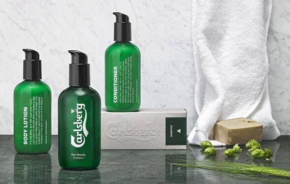 Дизайн упаковки шампуня