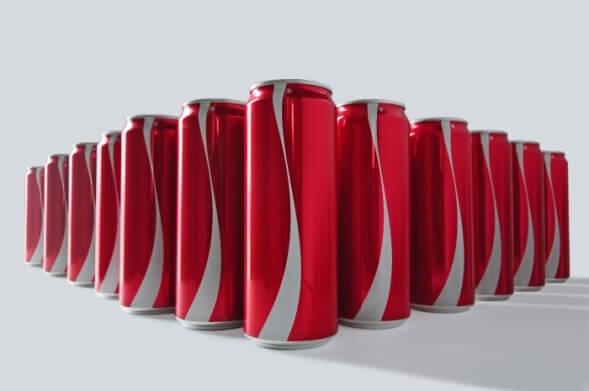 Дизайн упаковки колы